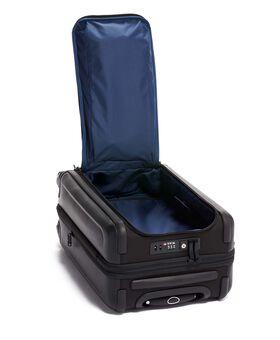 Van 2 kanten toegankelijke handbagagekoffer met 4 wielen (internationaal) Alpha 3