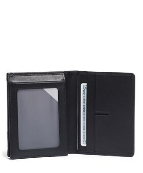 L-vormige portemonnee Alpha