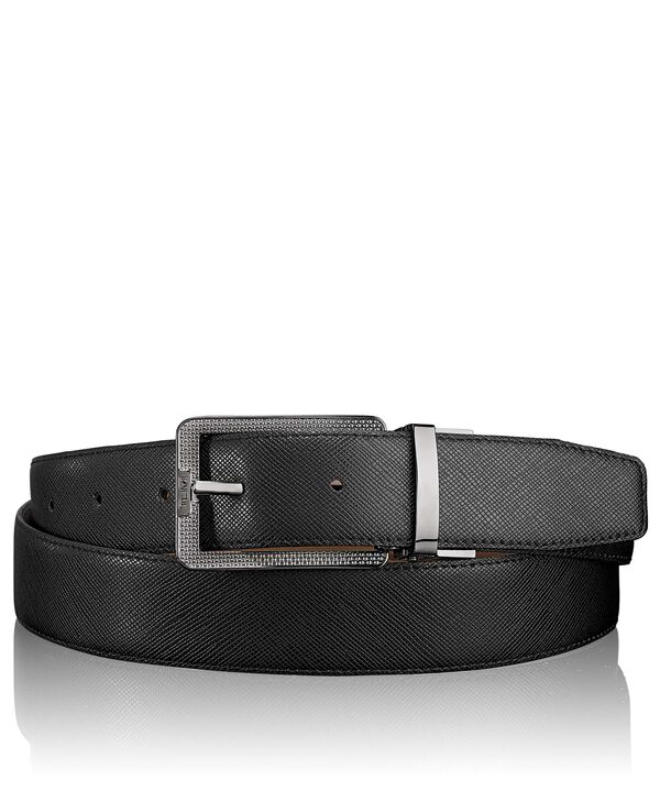 Belts Heren Riem Omkeerbaar 44