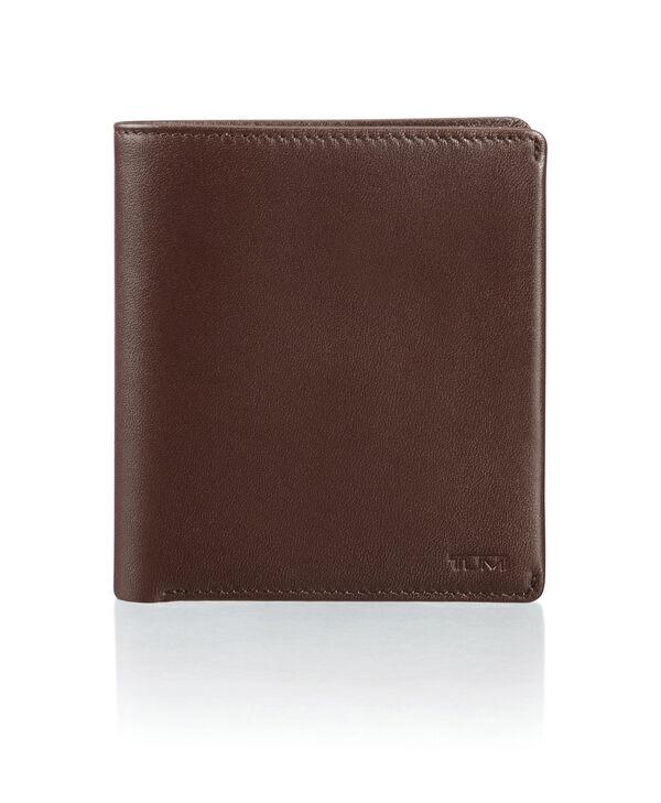 Nassau Global Vertical Flip Coin Wallet
