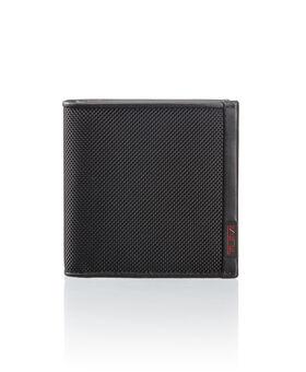 Compacte Omdraaibare Portemonnee Voor Munten Alpha