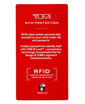 TUMI ID Lock™ Money Clip Card Case Monaco
