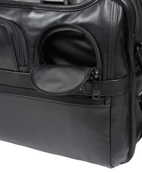 Expandable Organizer Laptop Leather Brief Alpha 2