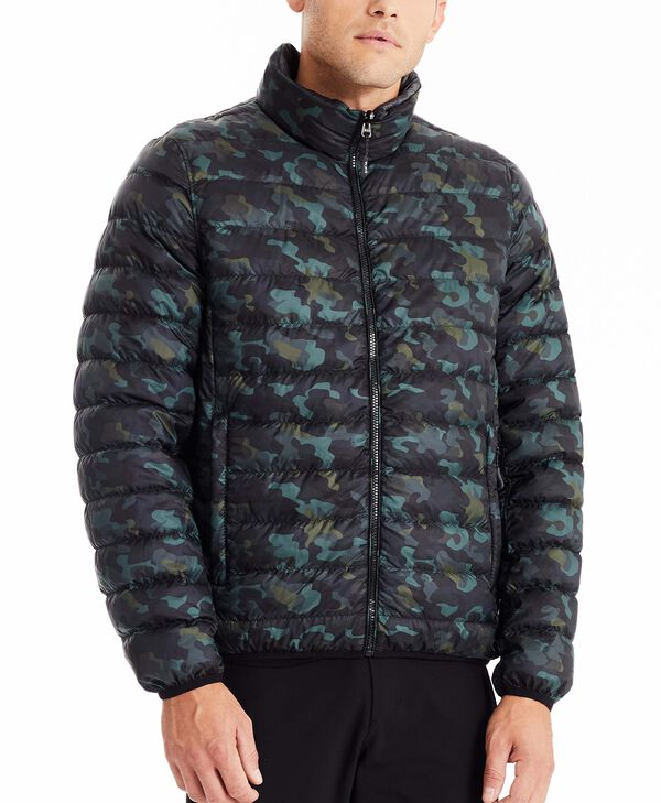TUMIPAX Outerwear Patrol Reversible Packable Travel Puffer Jacket M