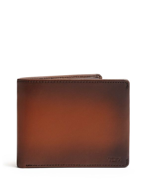 Nassau Global Double Billfold