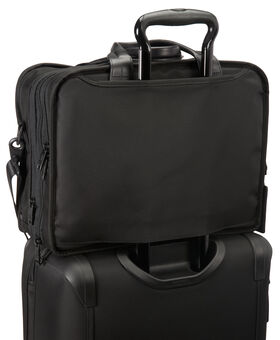 TUMI T-Pass® Expandable Laptop Brief Alpha 2