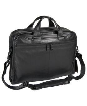 Organizer Portfolio Leather Brief Alpha 2