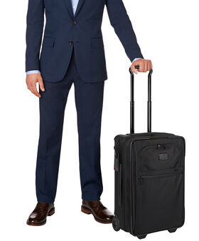 Intl Handbagage Koffer Met 2 Wielen Alpha 2