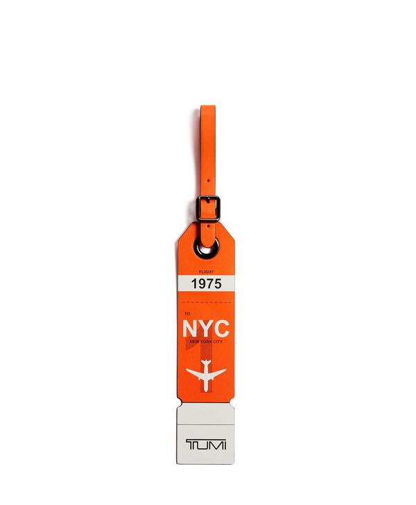 Travel Accessory New York Bagagelabel