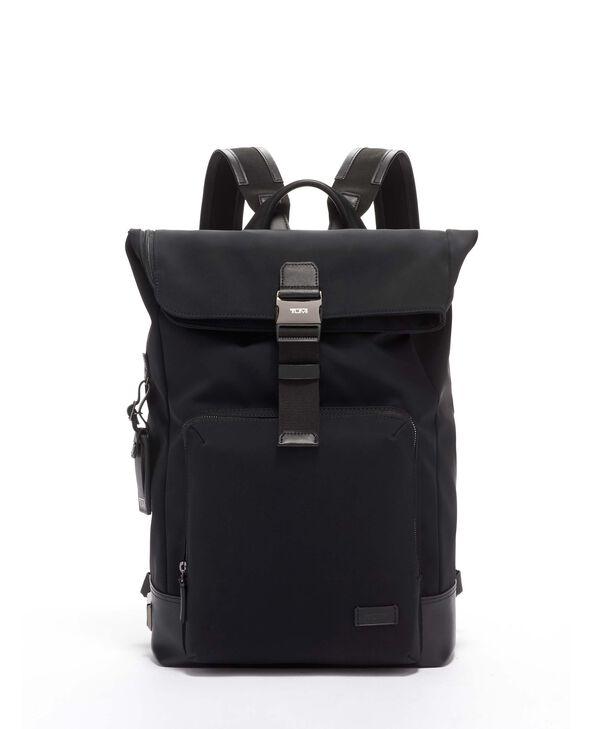 Harrison Oak Roll Top Backpack