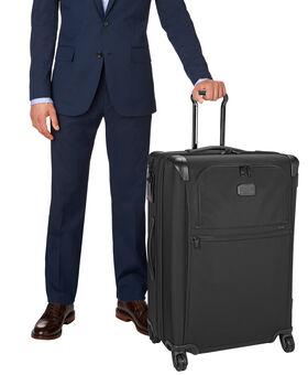 Long Trip Koffer Met 4 Wielen (Uitbreidbaar) Alpha 2