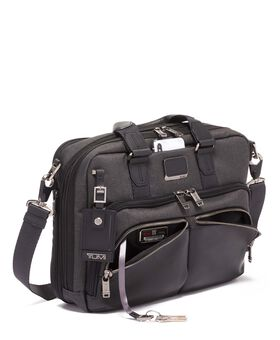 Albany Slim Commuter Brief Alpha Bravo