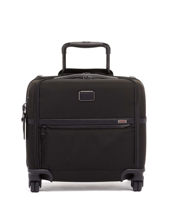 Alpha 3 Handbagage koffer (compact) 4 wielen