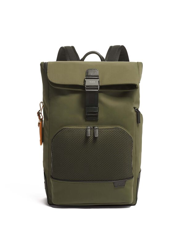 Harrison Osborn Roll Top Backpack
