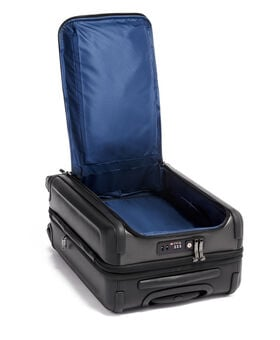 Continental Dual Access 4 Wheeled Carry-On Alpha 3