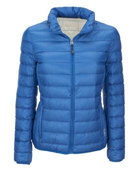 Women's - Clairmont Packable Travel Puffer Jacket Tumi PAX Outerwear