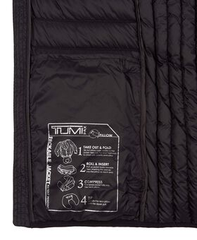 Crossover Pax Jas Met Kap M Tumi PAX Outerwear