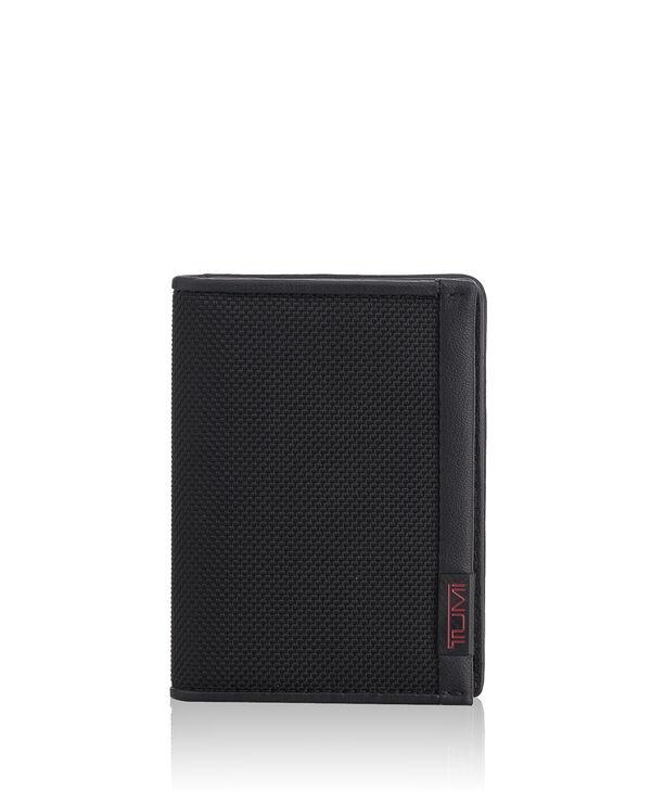 Alpha TUMI ID Lock™ Gusseted Card Case