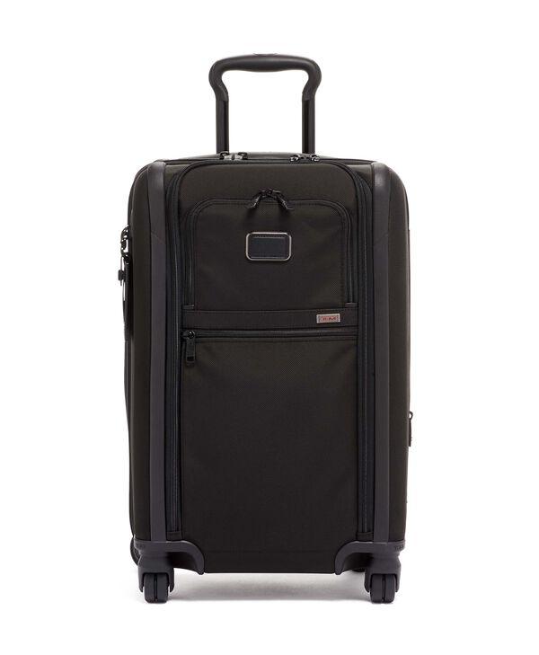 Alpha 3 Handbagage Koffer (Internationaal) 4 wielen/2 kanten toegankelijk