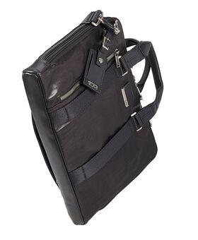 Aviano Slim Leather Brief Alpha Bravo