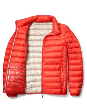 Women's - Clairmont Packable Travel Puffer Jacket S Tumi PAX Outerwear
