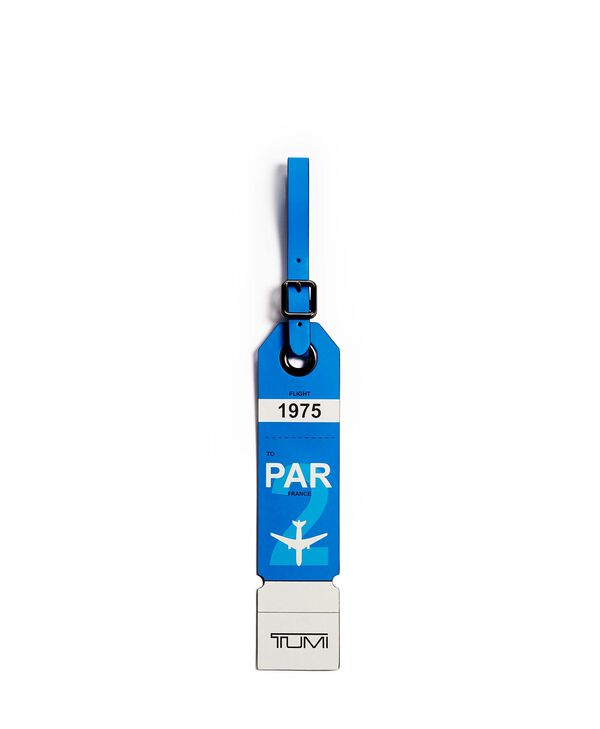 Travel Accessory Parijs Bagagelabel