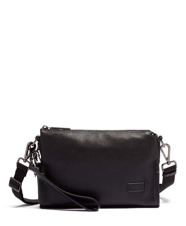 Harrison Sterling Leren crossbody