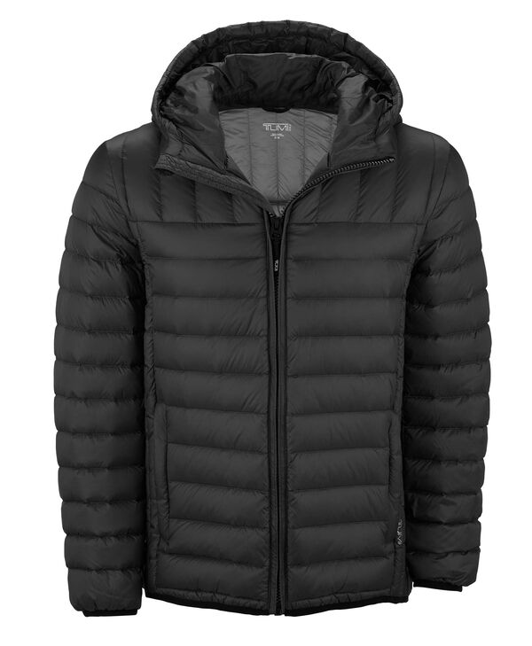 Tumi PAX Outerwear Crossover Hooded Jacket
