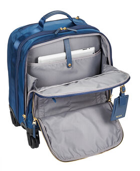Oslo 4 Wheeled Compact Carry-On Voyageur