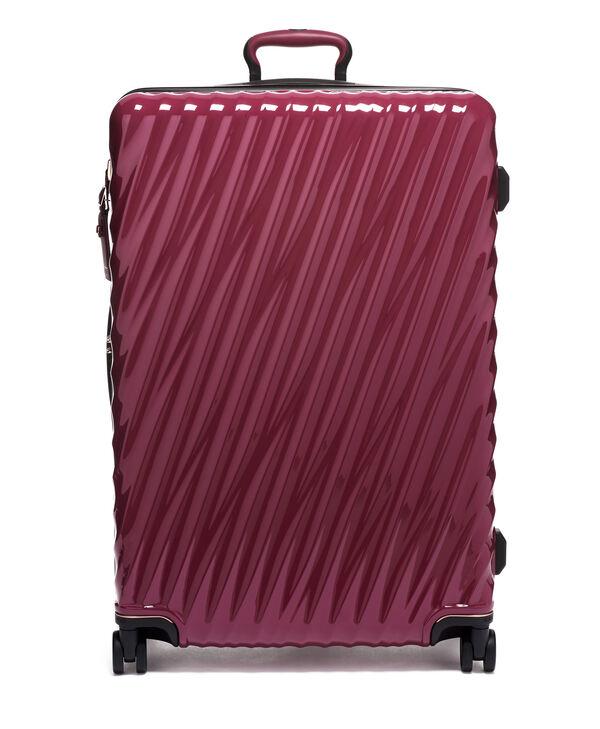 19 Degree Uitbreidbare koffer met 4 wielen (large/extra large)