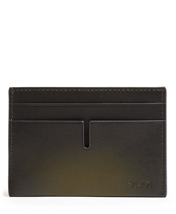 Nassau TUMI ID Lock™ Money Clip Card Case