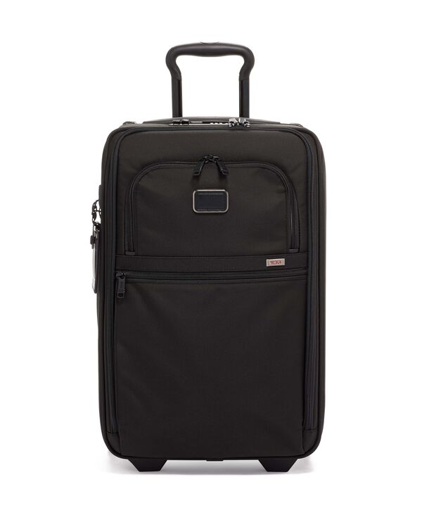 Alpha 3 Handbagage Koffer (Internationaal) 2 wielen/uitbreidbaar
