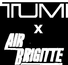 TUMI x Air Brigitte